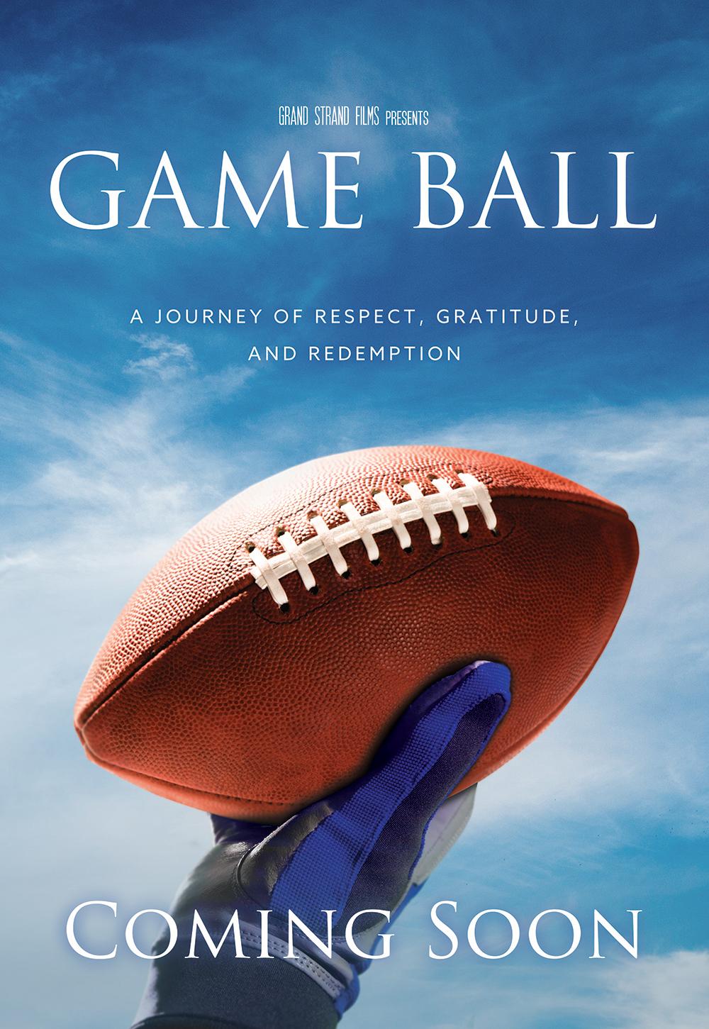 Game Ball Teaser Poster